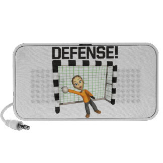 Defensa Laptop Altavoz
