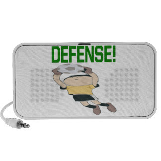 Defensa Mini Altavoces