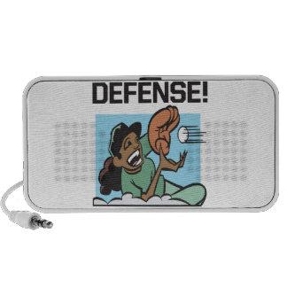 Defensa iPhone Altavoces