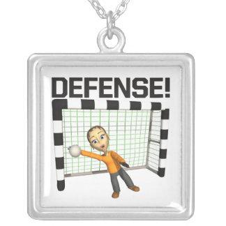 Defensa Colgante Cuadrado