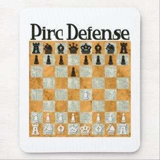Defensa de Pirc Alfombrilla De Ratones