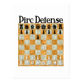 Defensa de Pirc Postal