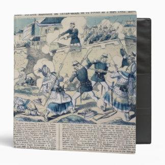 Defensa de Tuyen Quang, el 14 de febrero de 1885