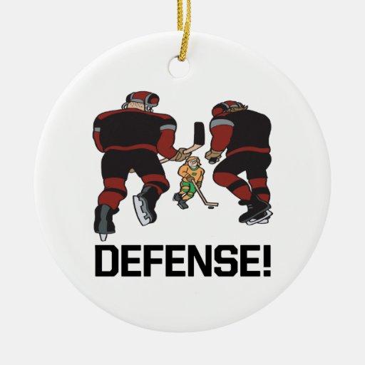 Defensa Ornamentos De Navidad
