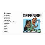 Defensa Tarjeta Personal