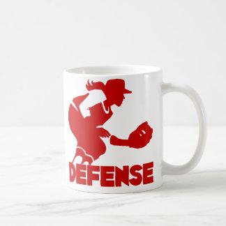 DEFENSA TAZAS DE CAFÉ