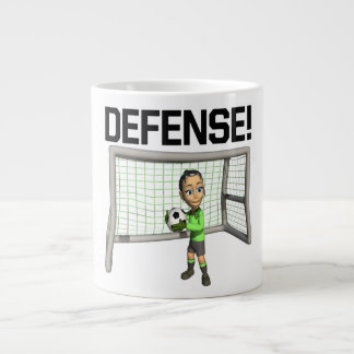 Defensa Taza Extra Grande