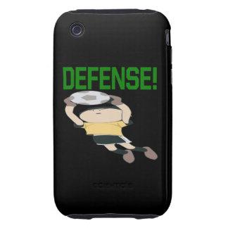 Defensa Tough iPhone 3 Carcasas