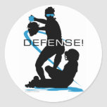 Defense2 Stickers