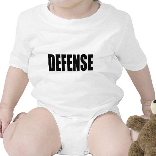Defense Baby Creeper
