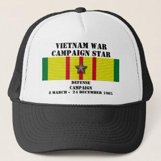 Defense Campaign Trucker Hat