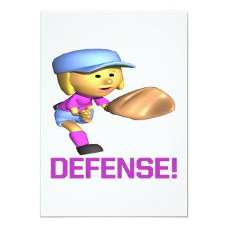 Defense Card
