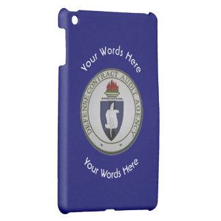 Defense Contract Audit Agency Shield iPad Mini Cover