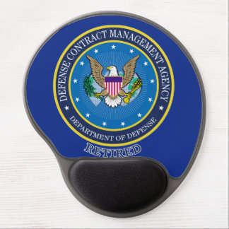 Defense Contract Management Agency Gel Mouse Pad