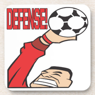Defense Drink Coasters