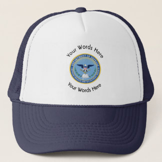 Defense Finance Accounting Services DFAS Trucker Hat