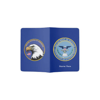 Defense Finance Accounting Services Passport Cover