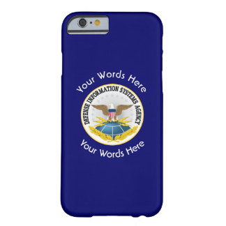 Defense Information Services Agency DISA Barely There iPhone 6 Case