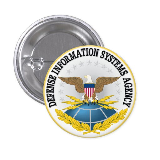 Defense Information Systems Agency Pins