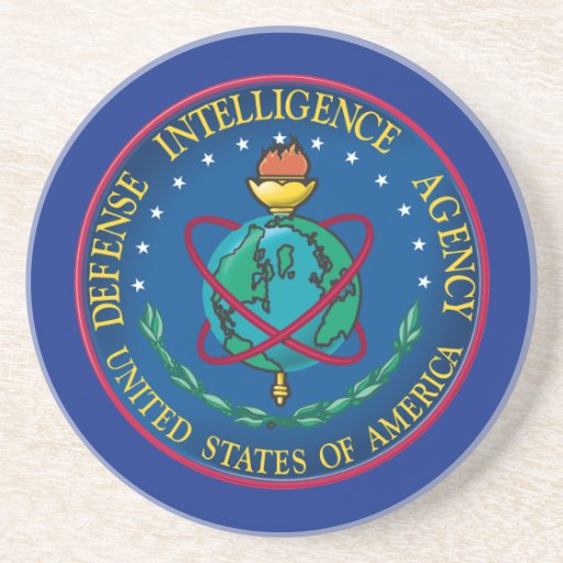 Defense Intelligence Agency Coaster