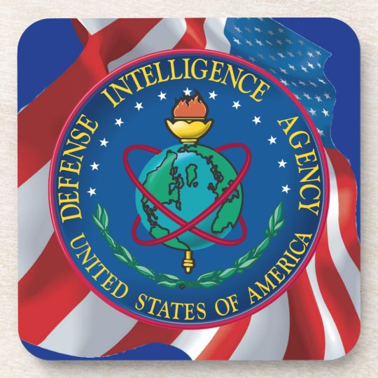 Defense Intelligence Agency Coaster