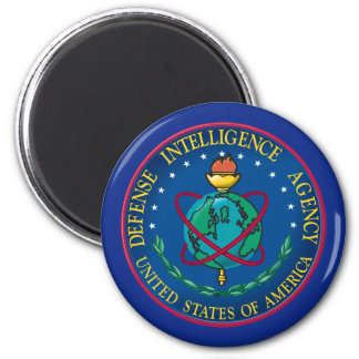 Defense Intelligence Agency Magnets