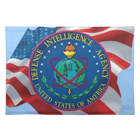 Defense Intelligence Agency Placemat