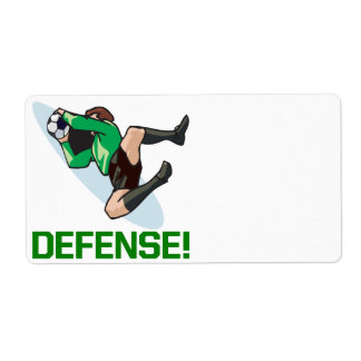 Defense Label