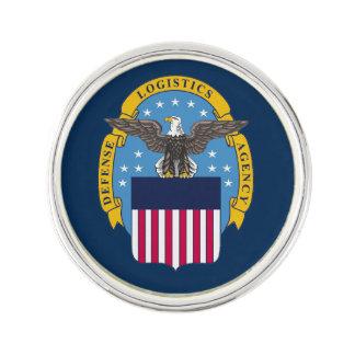 Defense Logistics Agency Lapel Pin