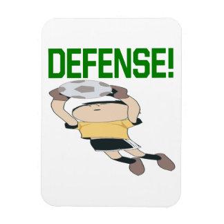 Defense Magnet
