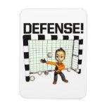Defense Magnets