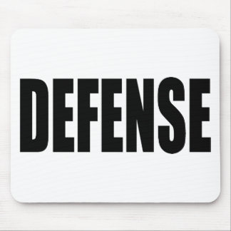 Defense Mouse Pad