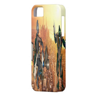 Defense of Planet Earth iPhone SE/5/5s Case