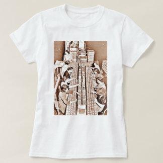 Defense Plant Assembly Line T-Shirt