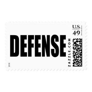 Defense Postage Stamps