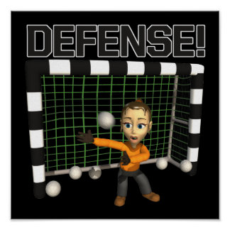 Defense Posters