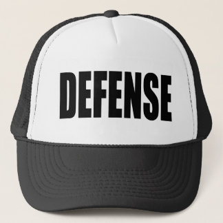 Defense Trucker Hat