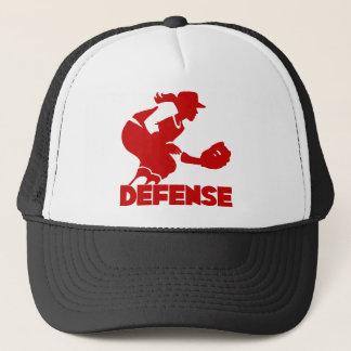 DEFENSE! TRUCKER HAT
