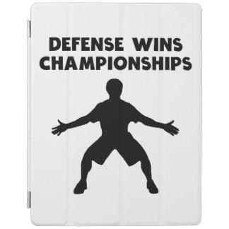 Defense Wins Championships iPad Cover
