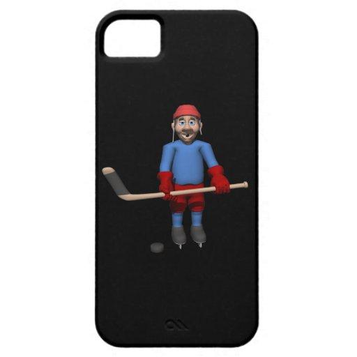 Defensemen iPhone 5 Cover