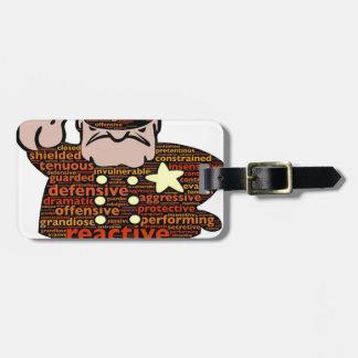 defenses-786 luggage tag