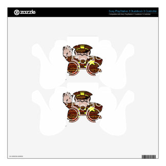defenses-786 PS3 controller skins