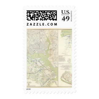 Defenses Washington Stamps