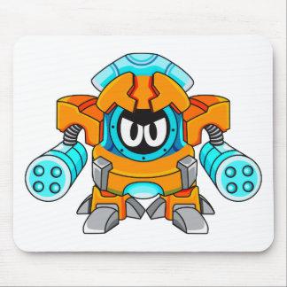 Defensive Commando Valkzorn Mouse Pad