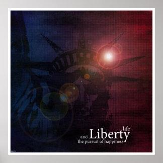 Defensor de la libertad póster