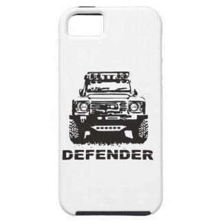 Defensor Hikingduck de Landy land rover iPhone 5 Carcasa