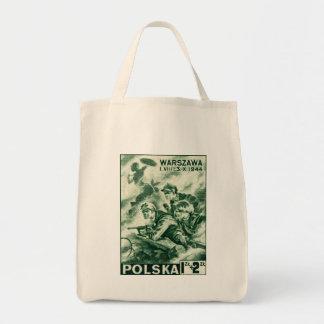 Defensores de WWII de Varsovia Bolsa