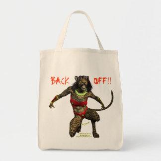 """Defiance """"Back Off"""" Bag"""