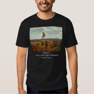 Defiance before Petersburg Tee Shirt