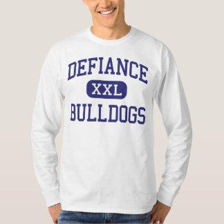 Defiance - Bulldogs - High School - Defiance Ohio T-Shirt